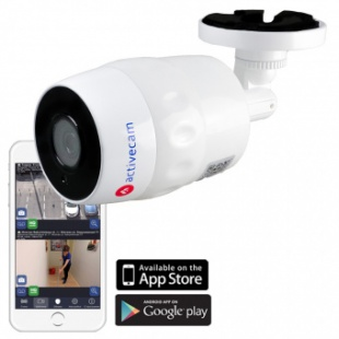 IP-камера ActiveCam AC-D2101IR3W с Wi-Fi уличная
